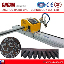 high running accuracy automatic gas cutting machine for sale