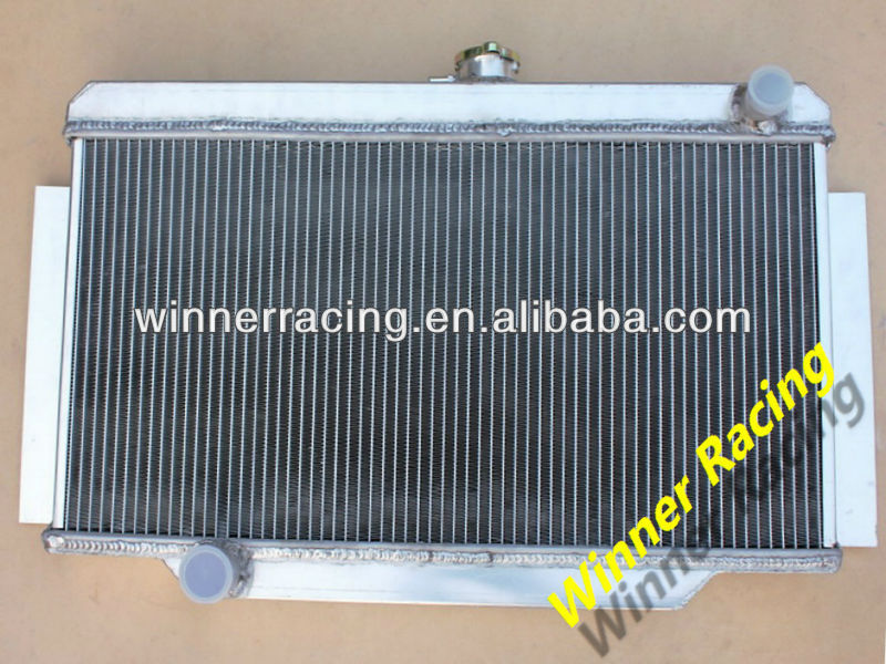 56MM Aluminum Alloy Radiator Holden EH/EJ PREMIER V8 SWAP MT 1962-1965 63 64