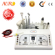 AU-8208 Top Selling Facial Lifting Machine Ultrasonic /Brush /Vacuum /Spray /Remove spot /Galvanic /High-frequency