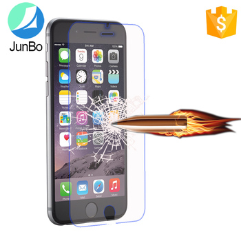 New arrival hot product 2016 ultra thin 9h screen protector For iphone 7 tempered glass