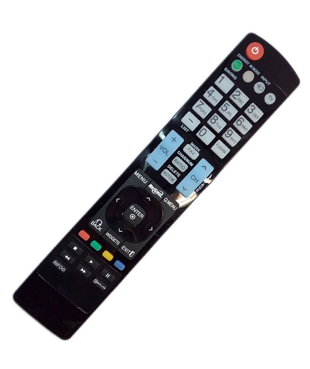 Replaced Remote Control Compatible for LG 52LD550 AKB73275675 42LE5400 50PK950UA 55LE7300 42CS570UD LED LCD HDTV