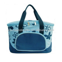 Machine Washable Leaves Tote Bag Baby Cute Diaper Bags