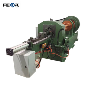 Precision bolts and nuts making machine heading machine rivet screw thread rolling machine