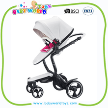 Fashion Linen luxury 2 in 1 baby stroller