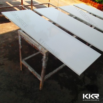 White Marble Slab Table Top / Counter Top /work Top