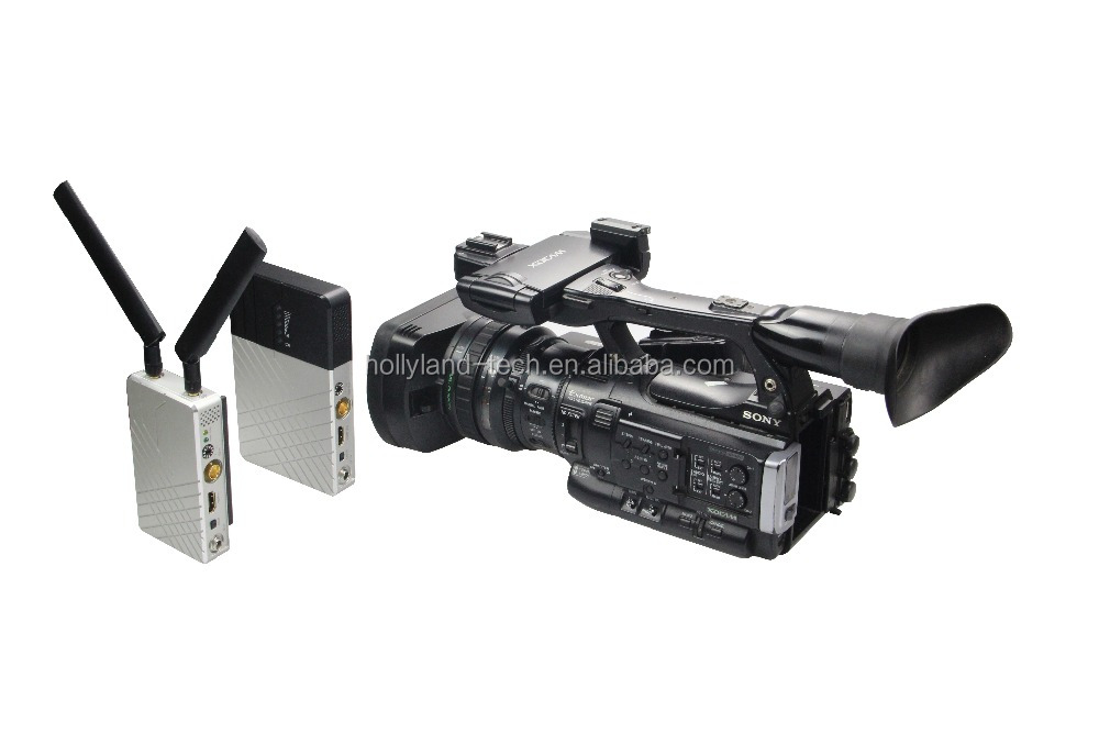 5.8ghz Filming industry using wireless HD video transmitter and receiver