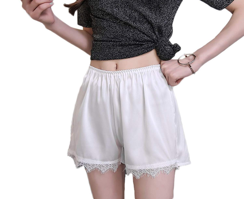 Zukzi Womens Pettipant Slip Shorts Under Dresses Skirts