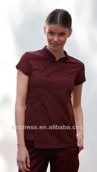 Spa uniform salon dress buy spa uniform salon uniform for Spa uniform alibaba