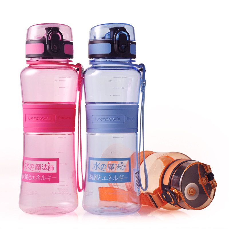 550ml wholesale <strong>Sport</strong> one click Cap Tritan Plastic Water Bottle