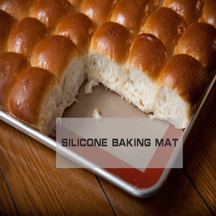 Amazon Hot Selling Kitchen Kits Custom Available Food Grade Silicone Baking Mat