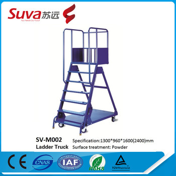 Delicieux Warehouse Supermarket Partable Step Moveable Stairs Rolling Ladders Safety  Step Ladders   Buy Safety Step Ladders With Handrail,Decorative Step ...