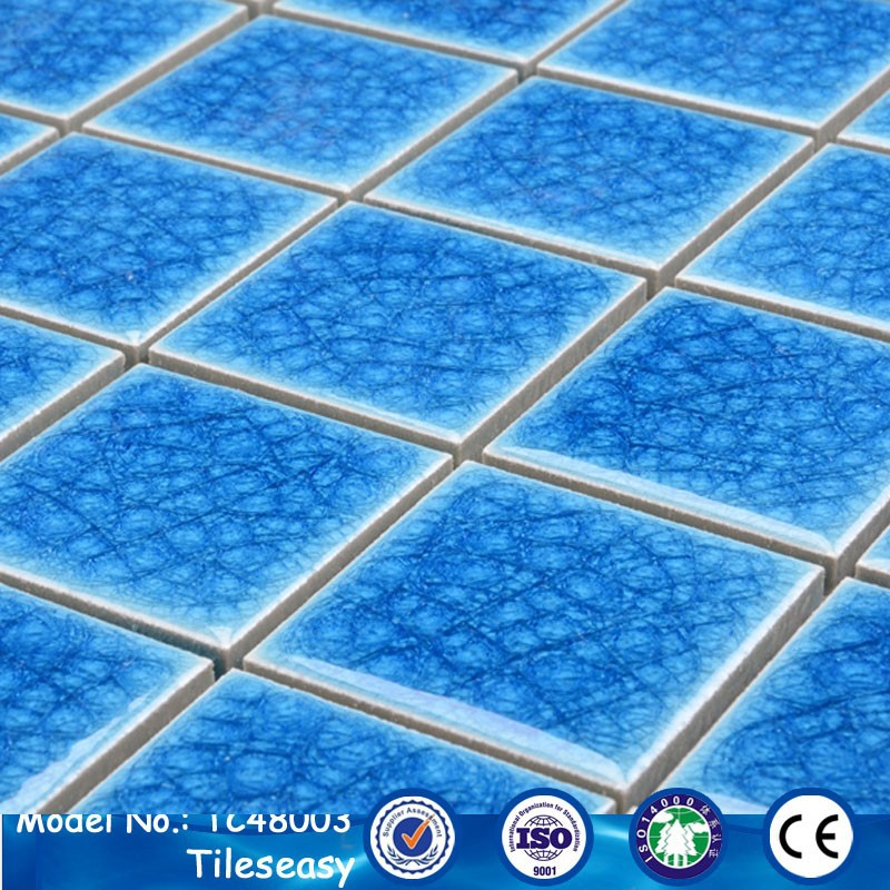 interior ceramic tiles mosaic pattern decoration for bathroom wall
