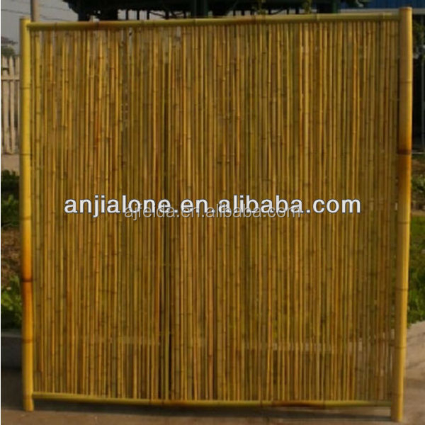 2015 Decorative Wall Partition bamboo room divider screen