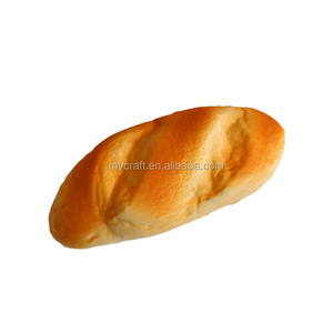 Wholesale Cute French Baguette Squishy Toys Slow Rising French bread Squishy Kid Lovely Stress Relief Toy