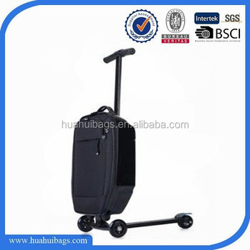Best Design Luggage Scooter Carrier
