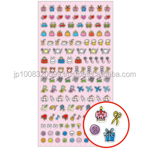 Petit Sticker 71551 Happy every _ Girls Life _ sticker paper _ paper craft _ most popular products