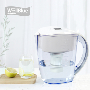 WellBlue manufacturer produce alkaline ionized water pitcher machine