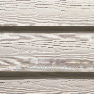 Fiber Cement Panle Siding Wood Grain Fiber Cement Siding