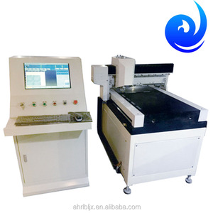 Mini CNC Automatic Watch Glass Cutting Machine with CCD Positioning