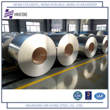 Galvanized surface treatment secondary quality steel coil