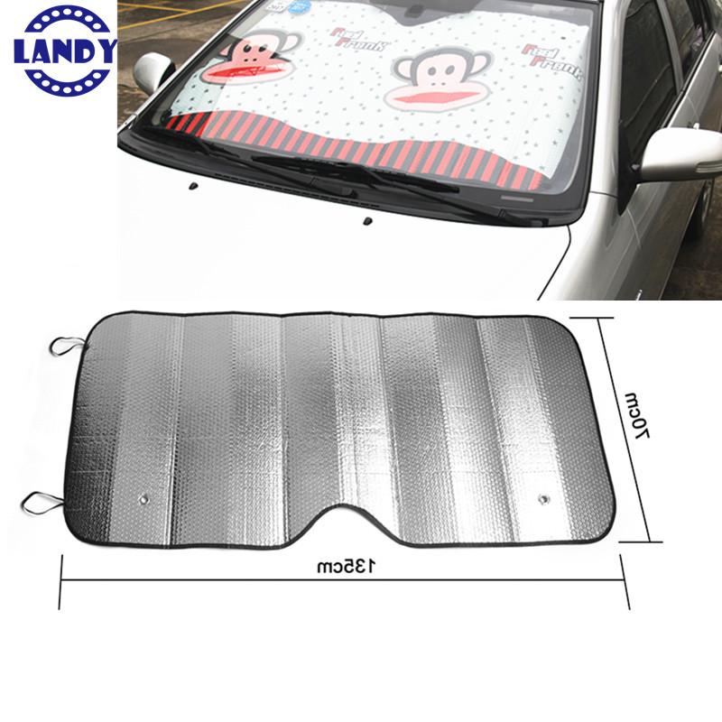 car front windscreen glass sunshade window shield windshield cover sun  protection shade visor for car eca3903cfdc