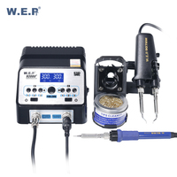 WEP 938BD+ Upgrade Version SMD Hot Tweezers desoldering soldering station