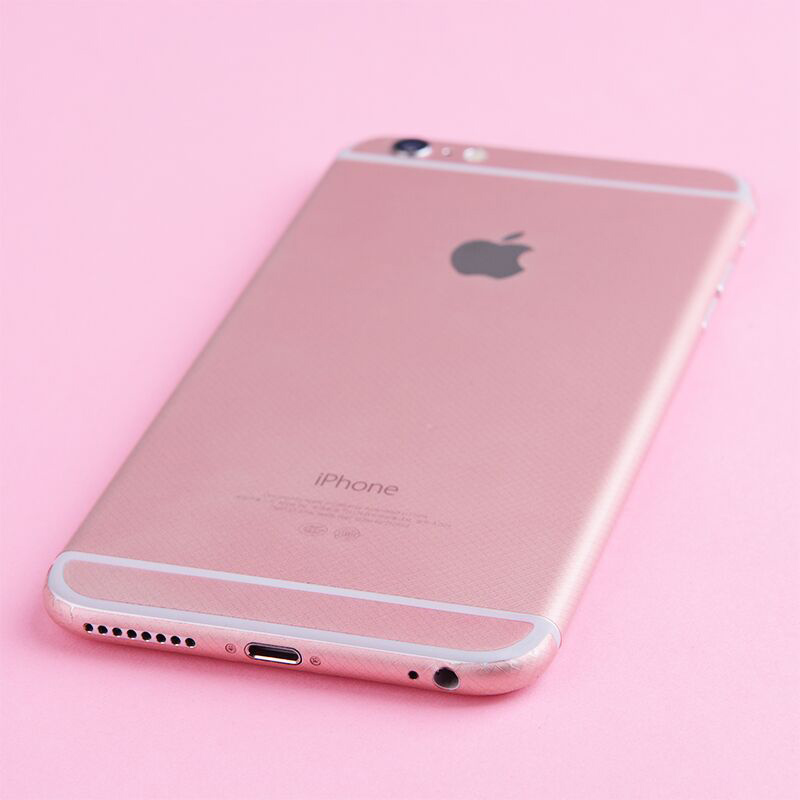 Rose Gold Screen Protector Iphone  Plus