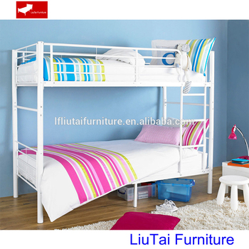 Separate Into 2 Single Beds Metal Bunk Bed For Dormitory Buy Metal