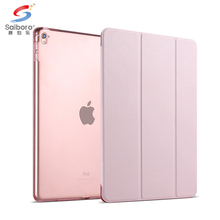 2017 antishock smart cover for ipad mini 2 case pink case for ipad 2 3 4