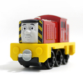 x52 Free shipping 2015new 1 64 Diecast molds metal model train Thomas and friends salty train