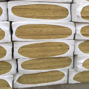 fireproof wall heat insulation high temperature 100mm thick rock wool insulation