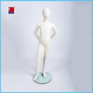 Petite cherish child kids model mannequin display for apparel