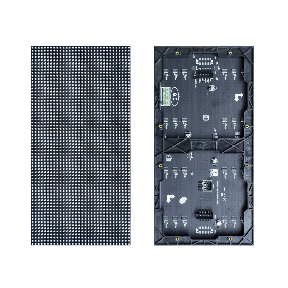 HCM indoor fixed series / indoor led display screen / led wall panel