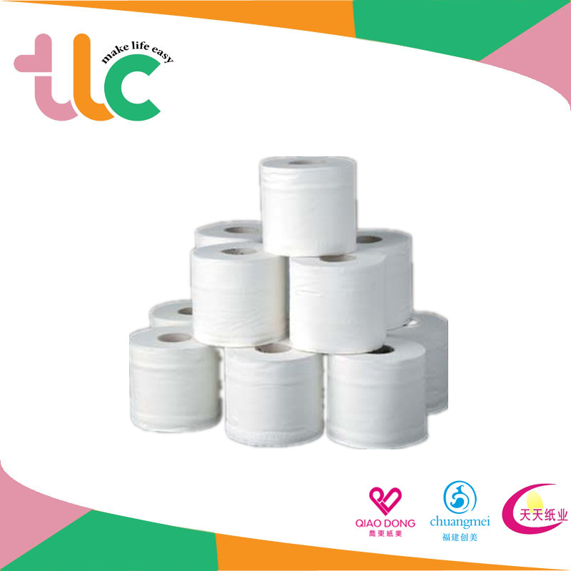 customized printed tissue roll toilet paper
