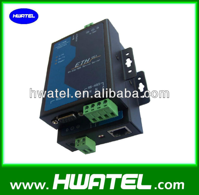 RS-232/422/485 Serial Ethernet Device Server