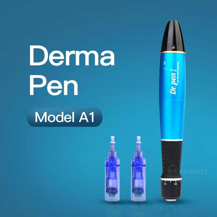 A1-W Wirless Dr.pen Derma Micro Needle Pen with Electric Auto