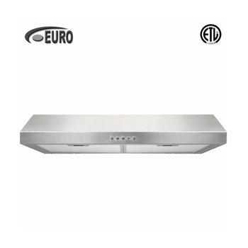 30u0026quot; Ultra Thin Under Cabinet Slim Range Hood Under Cabinet Cooker Hoods