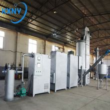 biomass gas genset gasification power for cooking/heating /generating