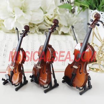 Christmas Wood Crafts.Mini Violin Cello Gifts Music Decoration Mini Musical Instrument Handmade Wooden Craft For Christmas Ornament Buy Music Decoration Handmade