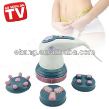 Light weight and effective relax tone massager targeting Abs, Buns, Thighs