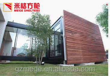Newest China Suppiler Made Prefabricated Container Luxury Style Hotel