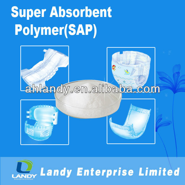 ABSORBENT POLYMER RESIN