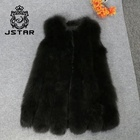 Best selling wholesale faux fur fashion ladies fox fur vest