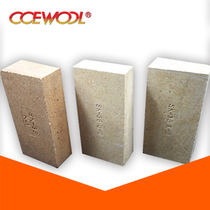 CCEWOOL aluminum silicate fire brick sk36 for kiln