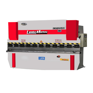 Nanjing machine manufacture100T 3200 full cnc electro hydraulic servo press brake for sale