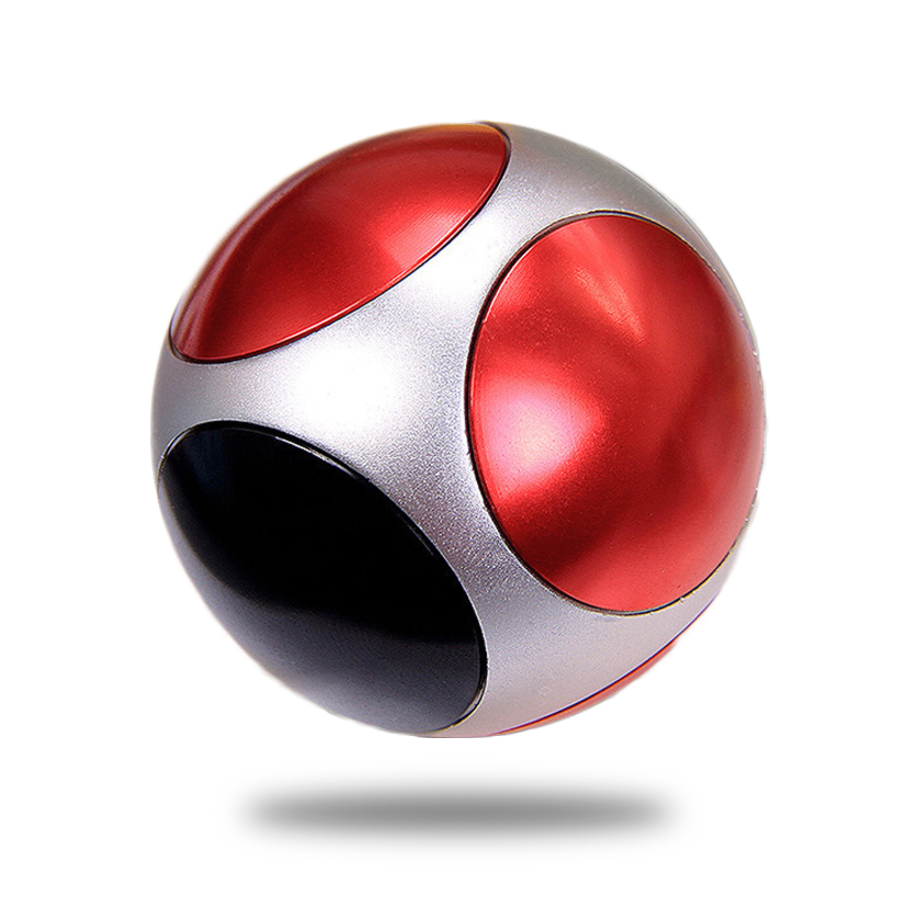 Spinner in stock Anti stress ball toys World cup football spinner gyroscope ball