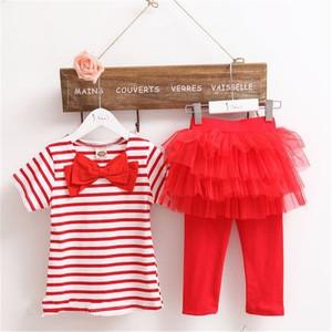 summer girls clothes children 's clothing Bulk Children Clothes Wholesale Kids Boutique Girl Tops Ruffle Clothing Set