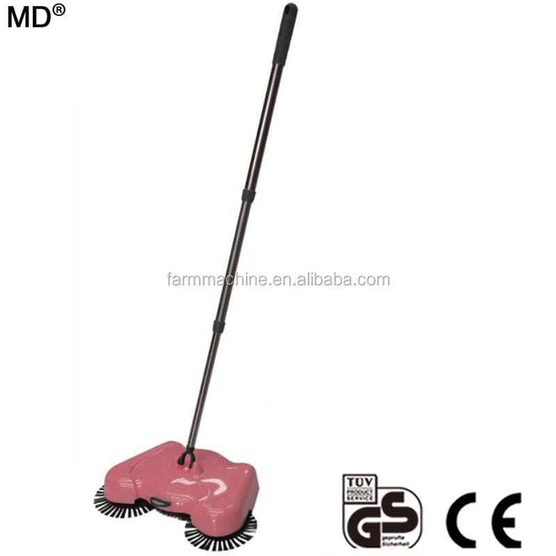 Cheapest Price sweeper vacuum rotating broom Factory Produced home floor sweeper