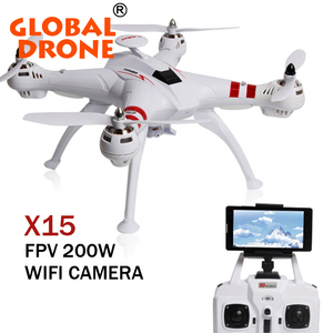 Bayangtoys X15 RC Quadcopter Best FPV Drone GPS AUTO RETURN 2MP Wifi Camera Long Range Big Helicopter Aeromodelismo VS X16 X8G