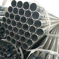 Q235 greenhouse agricultural galvanized steel pipe price list